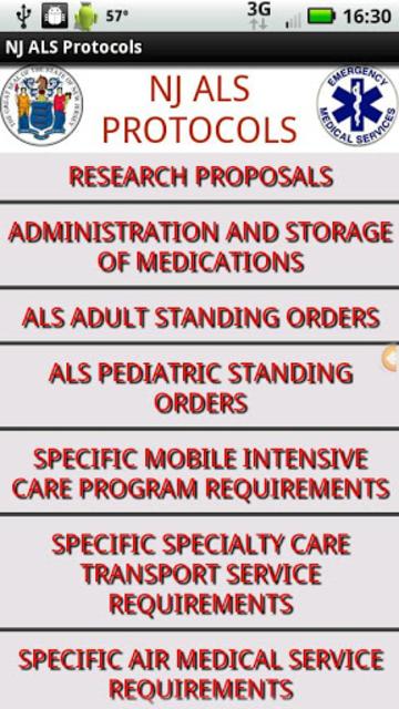 NJ ALS Protocols screenshot 1