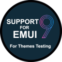 Icon for Support me For Emui9 Device