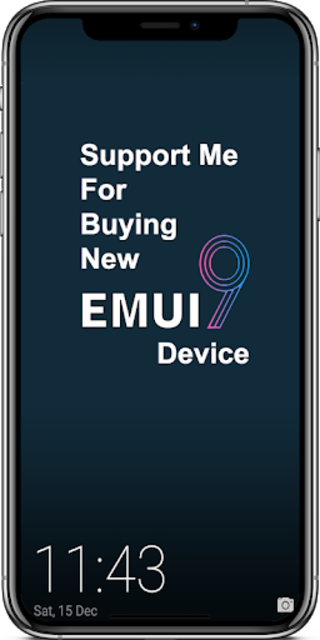 Support me For Emui9 Device screenshot 2