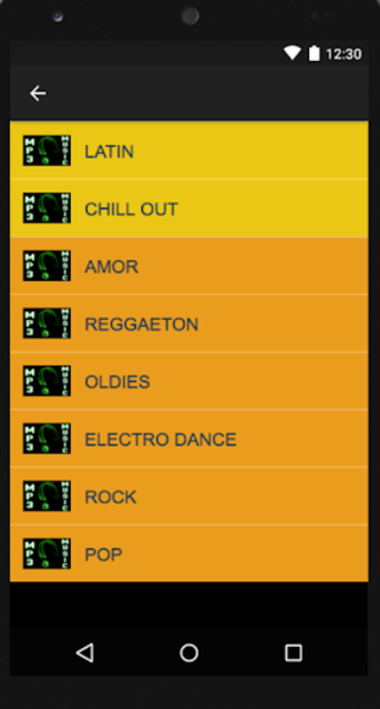 AM FM Radio Tuner For Free screenshot 1