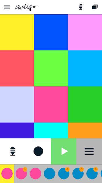 Indigo Pads screenshot 3