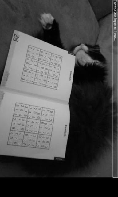AR Sudoku Solver screenshot 1
