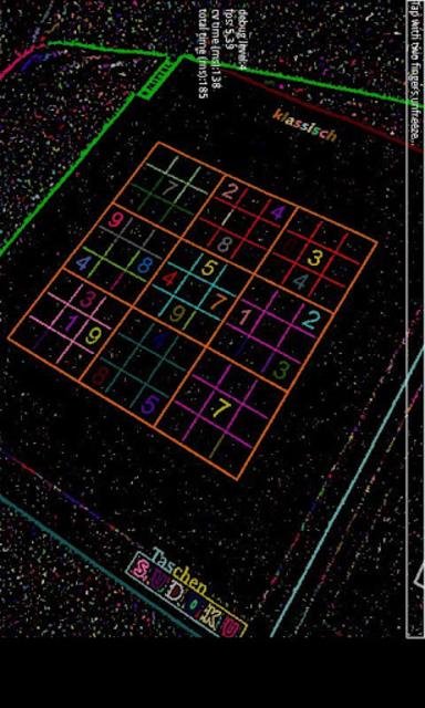 AR Sudoku Solver screenshot 2