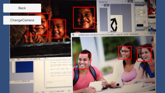 OpenCV for Unity Example screenshot 6