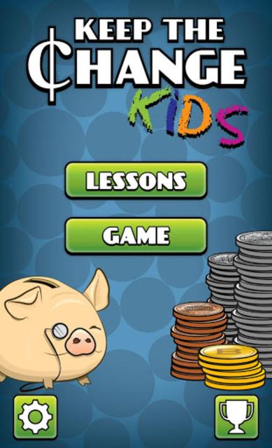 Keep the Change Kids screenshot 1