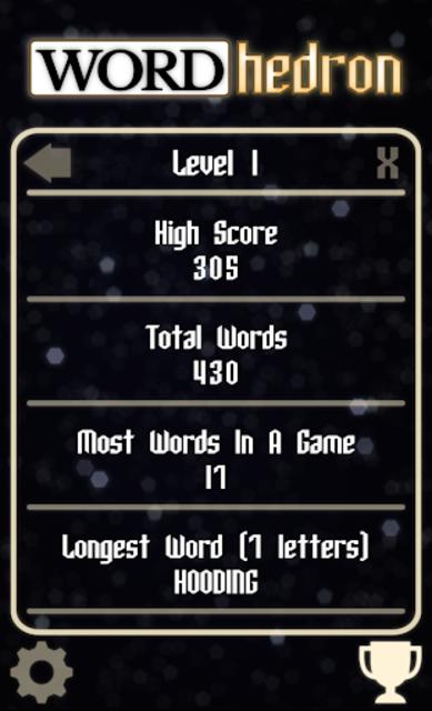Wordhedron screenshot 2