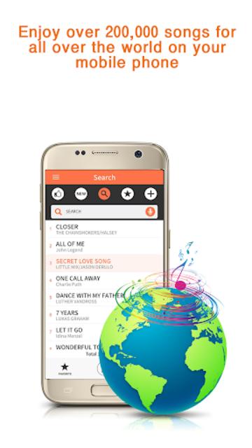 Magicsing : Smart Karaoke for everyone screenshot 1