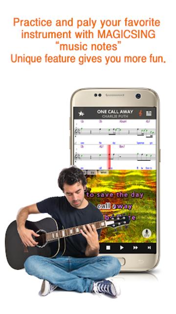 Magicsing : Smart Karaoke for everyone screenshot 4