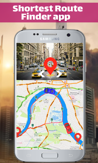 GPS Navigation & Direction - Find Route, Map Guide screenshot 7