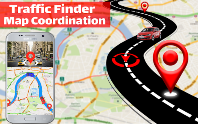 GPS Navigation & Direction - Find Route, Map Guide screenshot 20