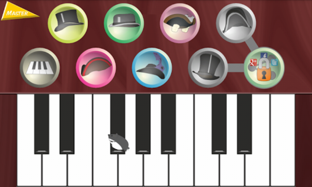 Piano for kids Master PRO screenshot 1