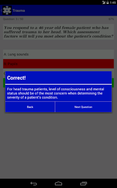 EMT Study - NREMT Test Prep screenshot 13