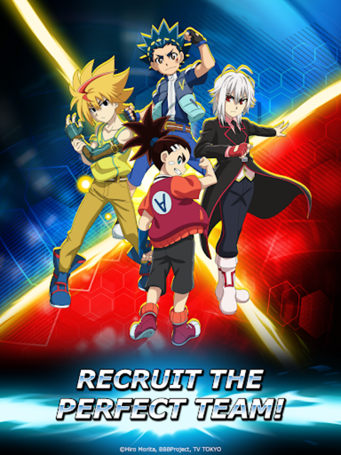 Beyblade Burst Rivals screenshot 24