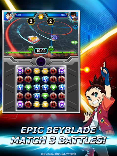 Beyblade Burst Rivals screenshot 20
