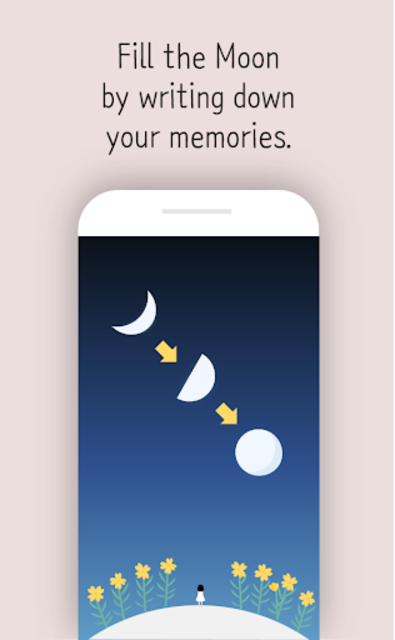 Luna Diary-journal on the moon screenshot 4