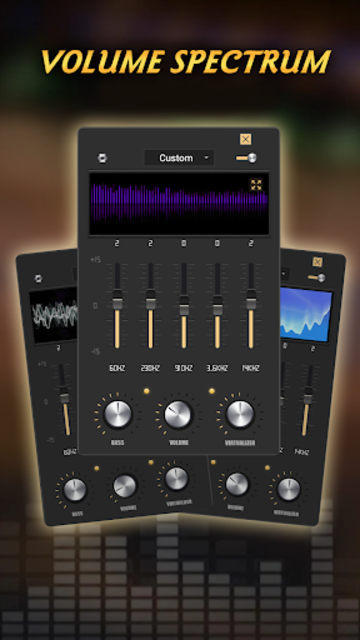 Equalizer Pro - Volume Booster & Bass Booster screenshot 2