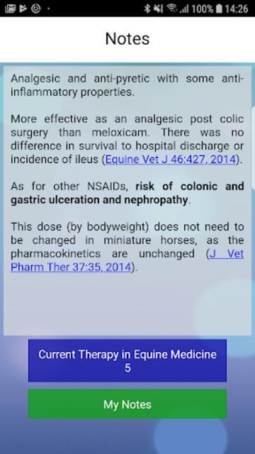 Equine Drugs screenshot 3