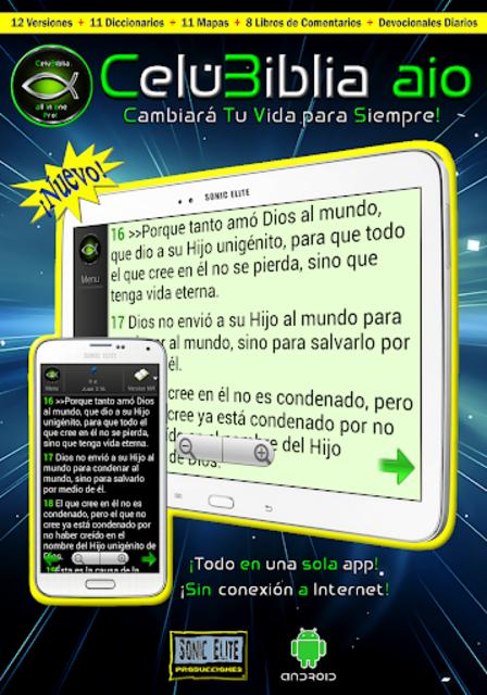 CeluBiblia AIO Pro screenshot 7
