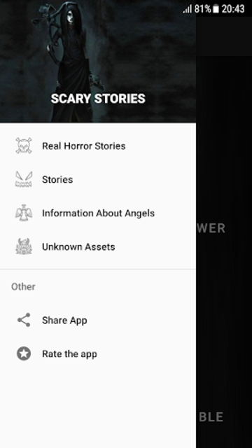 Scary Stories screenshot 3