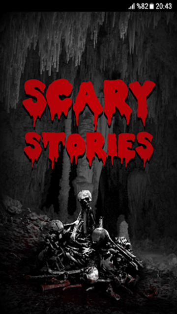 Scary Stories screenshot 1