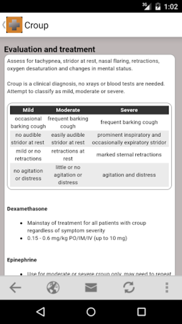 ERres- Emergency Medicine screenshot 8