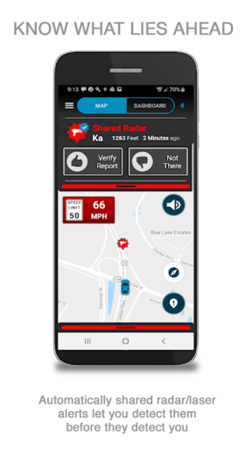 Escort Live Radar screenshot 3