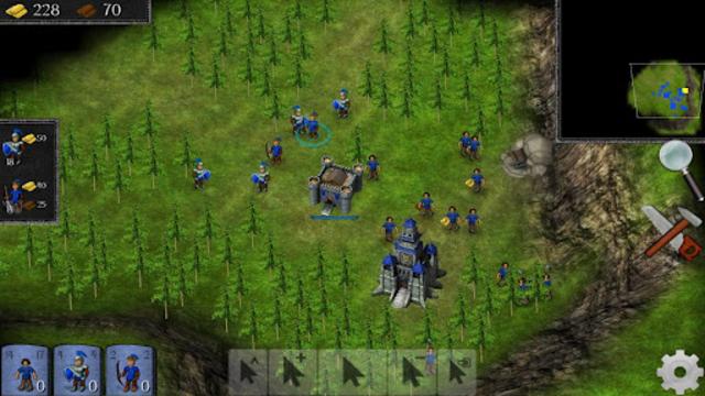 Esenthel RTS screenshot 1