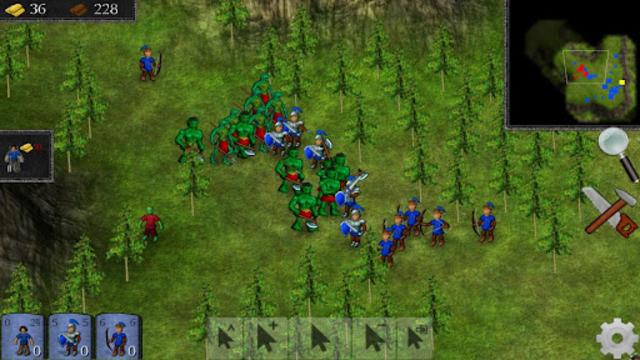 Esenthel RTS screenshot 2