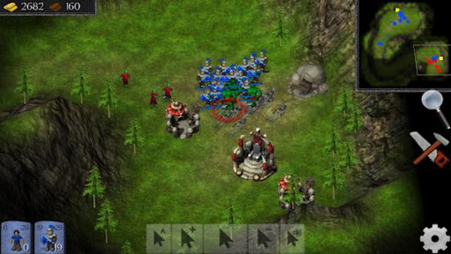 Esenthel RTS screenshot 3