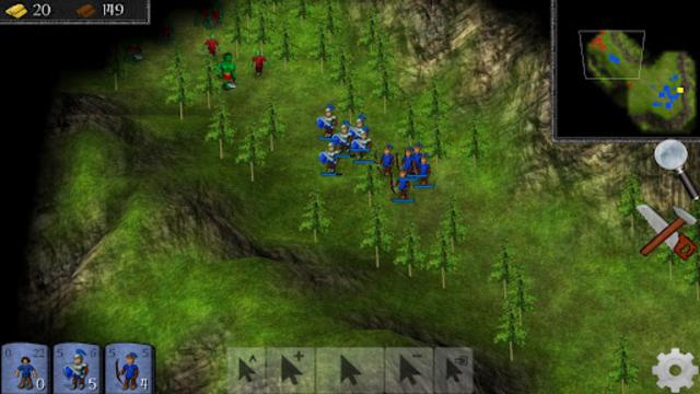 Esenthel RTS screenshot 5