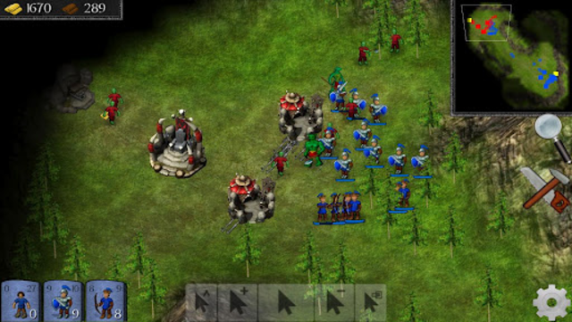 Esenthel RTS screenshot 6