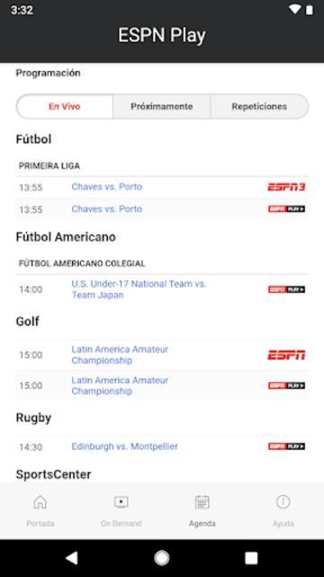 ESPN Play screenshot 3