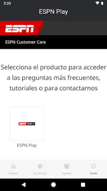 ESPN Play screenshot 5