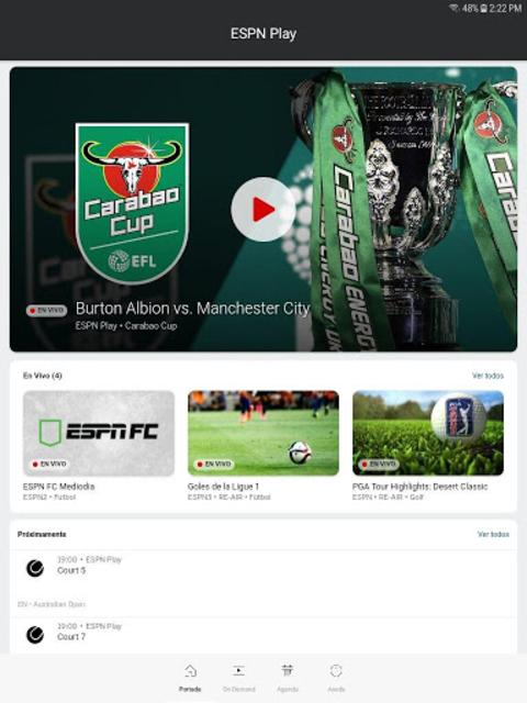 ESPN Play screenshot 10