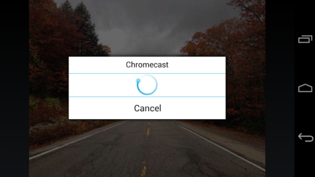 ES Chromecast plugin screenshot 3