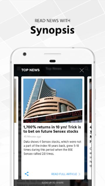 The Economic Times: Sensex, Market & Business News screenshot 11