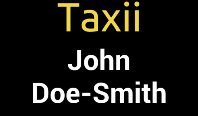Taxii Pro - Airport Sign Board screenshot 5