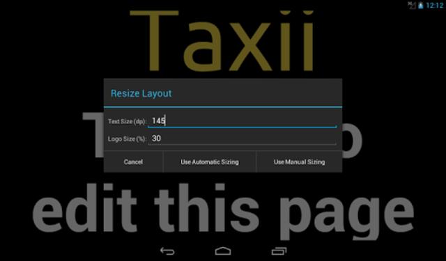 Taxii Pro - Airport Sign Board screenshot 8