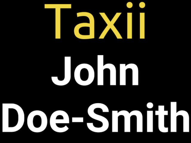 Taxii Pro - Airport Sign Board screenshot 1