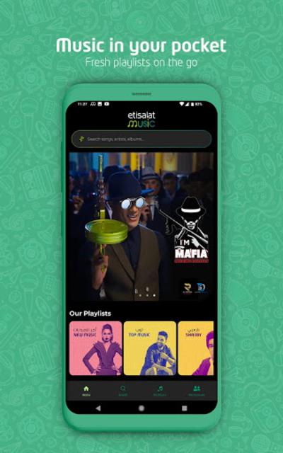 etisalat Music screenshot 6