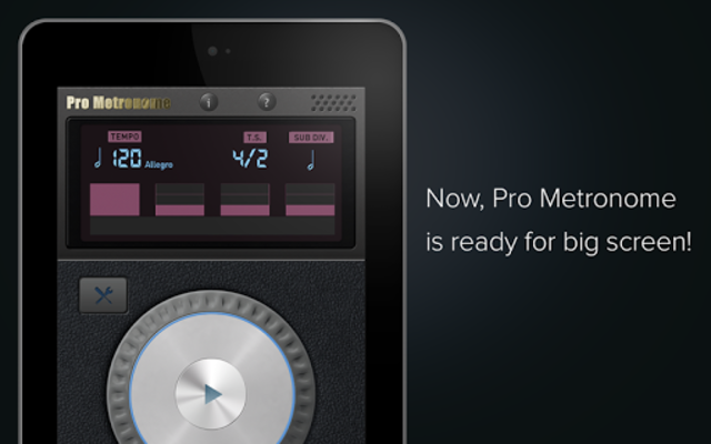 Pro Metronome screenshot 9