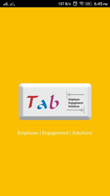 TAB Event App screenshot 1