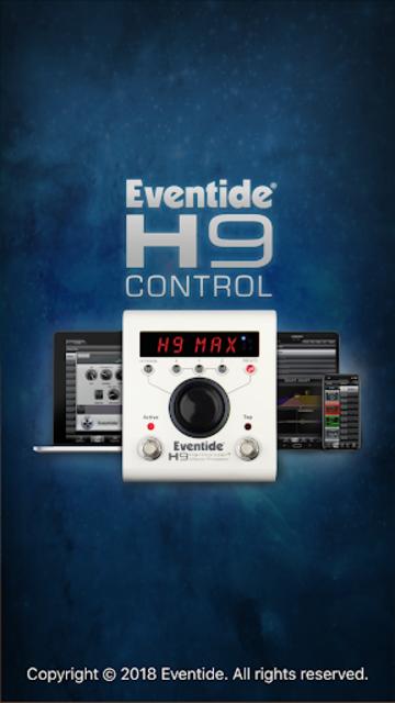H9 Control screenshot 1