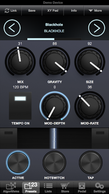 H9 Control screenshot 3