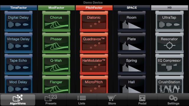 H9 Control screenshot 5