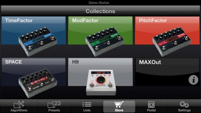 H9 Control screenshot 7