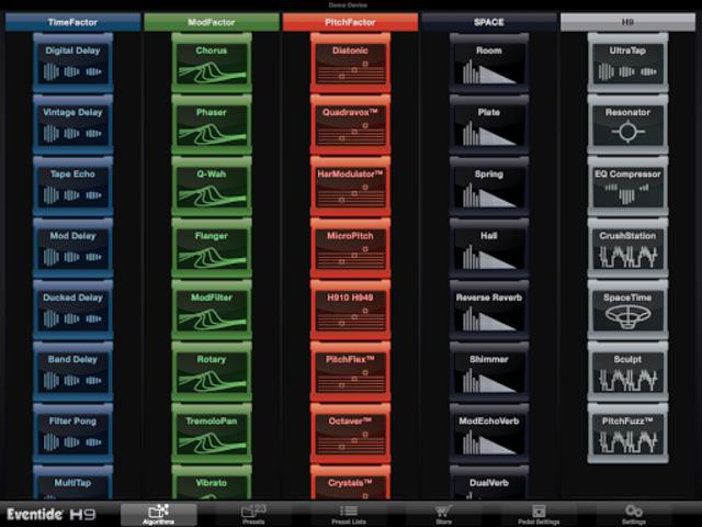 H9 Control screenshot 9