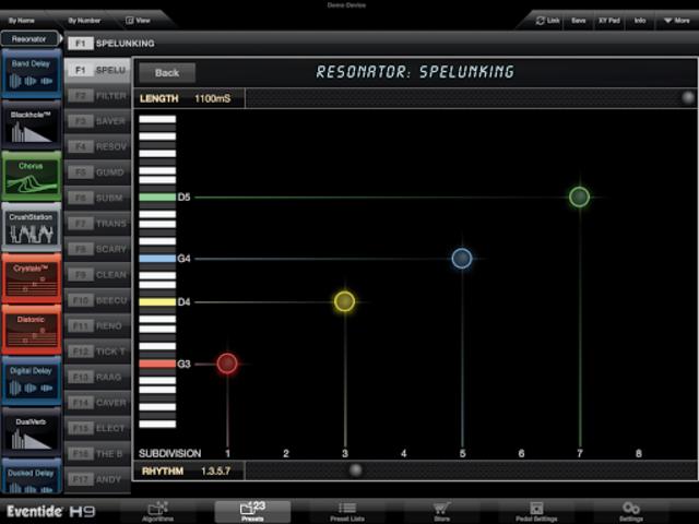 H9 Control screenshot 12
