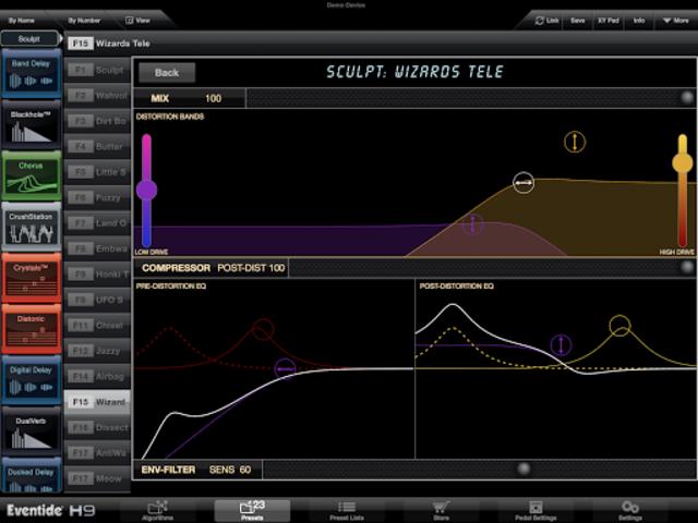 H9 Control screenshot 19