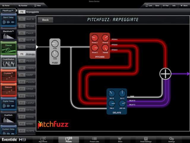 H9 Control screenshot 21